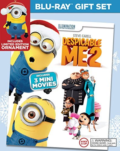 Despicable Me 2 Despicable Me 2 Includes Ornament
