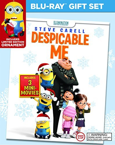 Despicable Me Despicable Me Includes Ornament