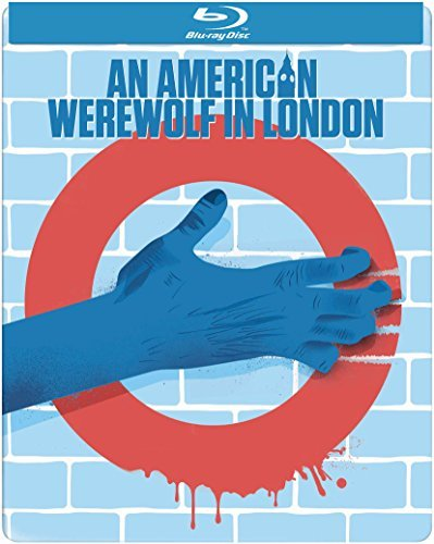 An American Werewolf In London Dunne Naughton Blu Ray Steelbook R
