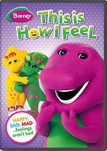 Barney This Is How I Feel DVD
