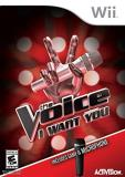 Wii The Voice I Want You W. Microphone
