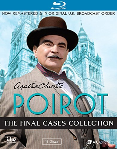 Poirot Final Cases Collection Blu Ray