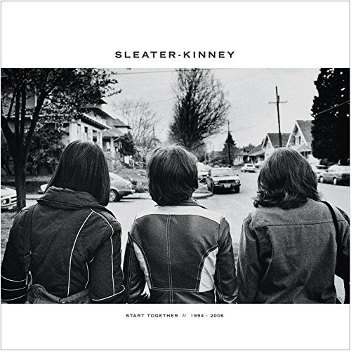 Sleater Kinney Start Together 7 Lp Set
