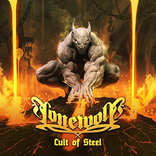 Lonewolf Cult Of Steel
