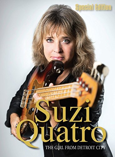 Suzi Quatro Girl From Detroit City Import Gbr 4 CD