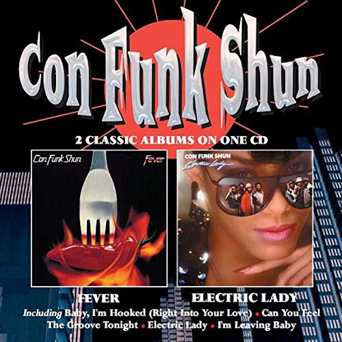 Con Funk Shun Fever Electric Lady Import Gbr