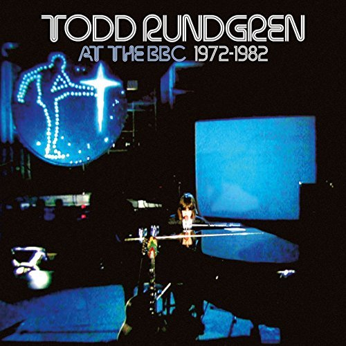 Todd Rundgren At The Bbc 1972 1982 3 CD Incl. DVD