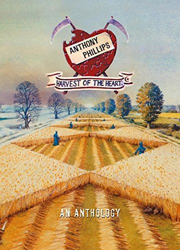 Anthony Phillips Harvest Of The Heart Antholog Import Gbr 5 CD