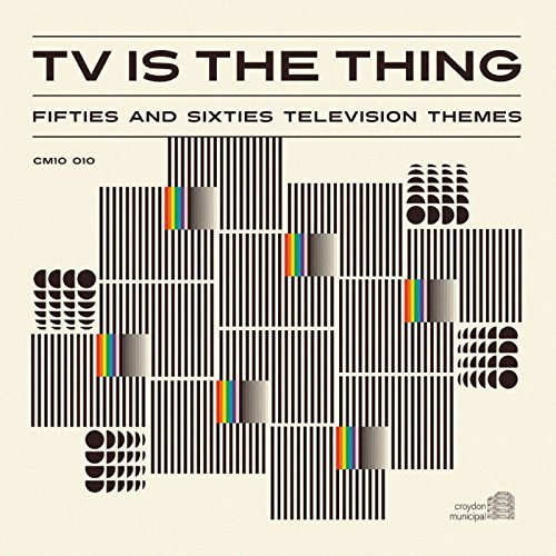 Tv Is The Thing Fifties & Six Tv Is The Thing Fifties & Six Import Gbr