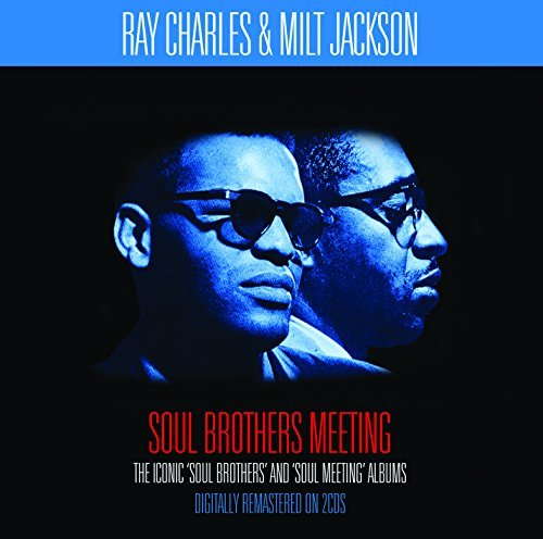 Milt & Ray Charles Jackson Soul Brothers Meeting Import Gbr 2 CD