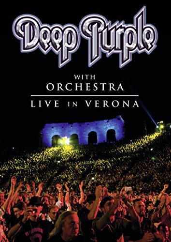 Deep Purple With Orchestra Live In Verona (dvd) Live In Verona (dvd)