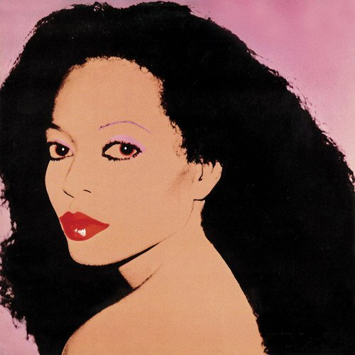 Diana Ross Silk Electric