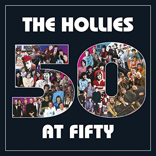 Hollies 50 At Fifty 3 CD