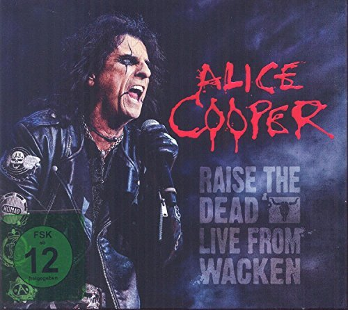 Alice Cooper Raise The Dead Live From Wacken Incl. DVD