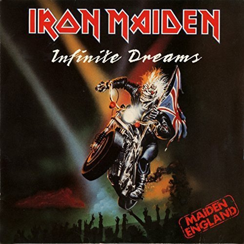 Iron Maiden Infinite Dreams 7""