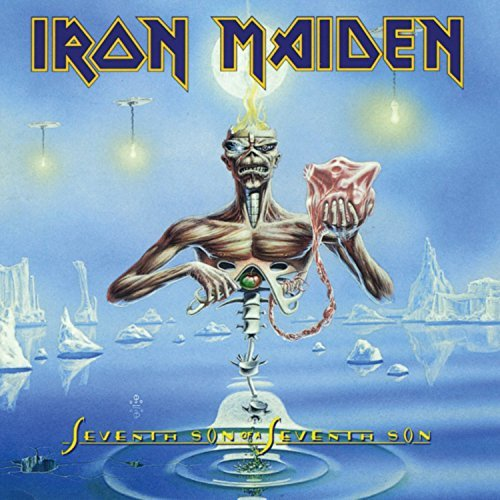 Iron Maiden Seventh Son Of A Seventh Son Lp