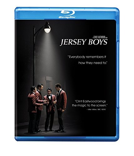Jersey Boys Young Walken Bergen Lomenda Piazza Blu Ray DVD Uv R