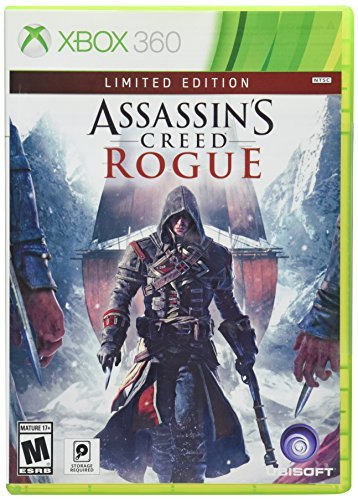 Xbox 360 Assassin's Creed Rogue Limited Edition Assassin's Creed Rogue Limited Edition