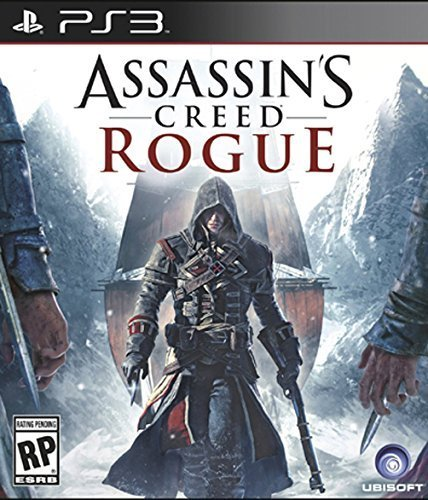 Ps3 Assassin's Creed Rogue Limited Edition Assassin's Creed Rogue Limited Edition