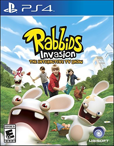 Ps4 Rabbids Invasion