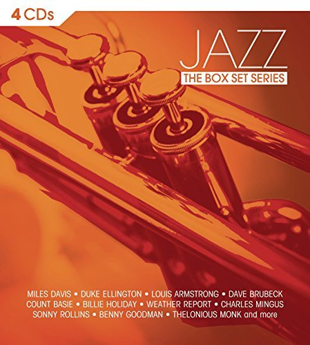 Various Artist Box Set Series Jazz