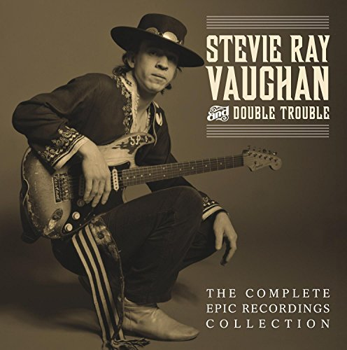 Stevie Ray & Double Tr Vaughan Complete Epic Albums Collectio