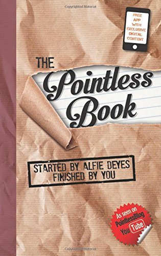 Alfie Deyes The Pointless Book Started By Alfie Deyes Finished By You