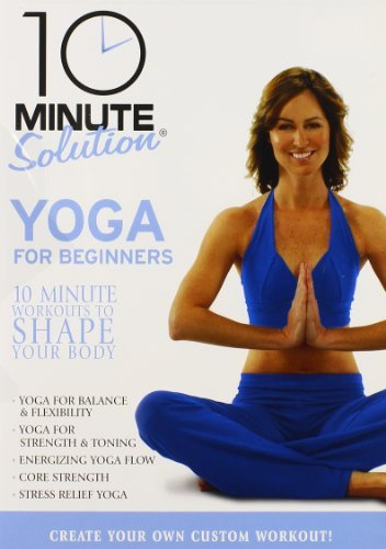 10 Mintue Solutin Yoga For Beginners Nr