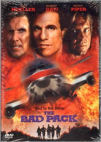 "Ralf Moeller Robert Davi Roddy Piper. The Bad Pack ""bad To The Bone"" 1998"