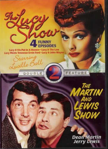 Vivian Vance Gale Gordon Sheldon Leonard Ben Alexa The Lucy Show & The Martin And Lewis Show Double F