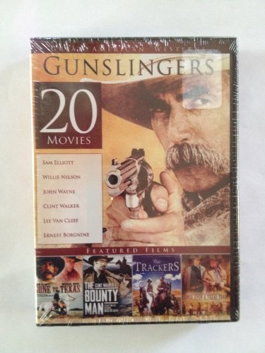 Sam Elliott Willie Nelson John Wayne Clint Walk Gunslingers 20 Movies