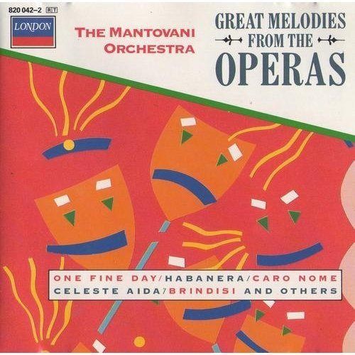 Mantovani Great Opera Melody