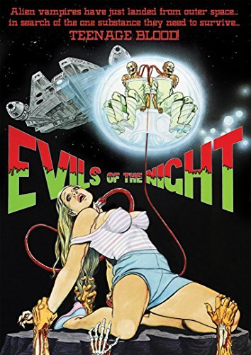 Evils Of The Night Evils Of The Night DVD R