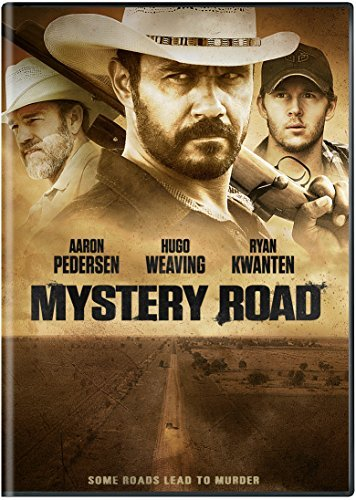 Mystery Road Weaving Kwanten DVD
