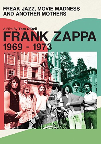 Frank Zappa Freak Jazz Movie Madness & Ano