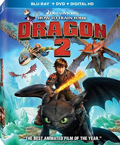 How To Train Your Dragon 2 How To Train Your Dragon 2 Blu Ray DVD Dc Pg
