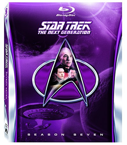 Star Trek Season 7 Blu Ray