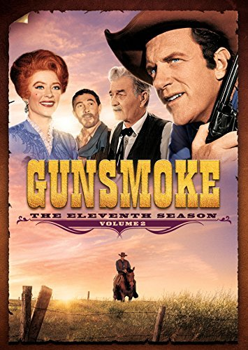 Gunsmoke Season 11 Volume 2 DVD