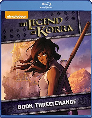 Legend Of Korra Book Three Legend Of Korra Book Three Blu Ray