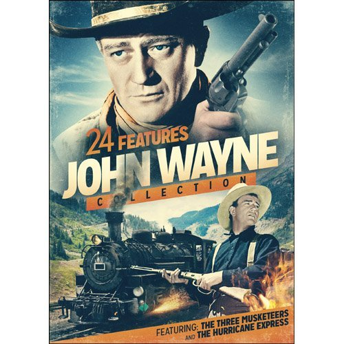 24 Features John Wayne Collec 24 Features John Wayne Collec