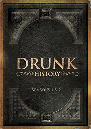 Drunk History Seasons One & T Drunk History Seasons One & T DVD