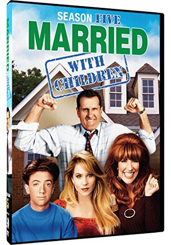 Married With Children Season 5 DVD