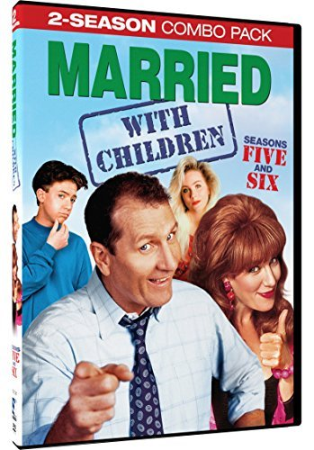 Married With Children Seasons 5 & 6 DVD