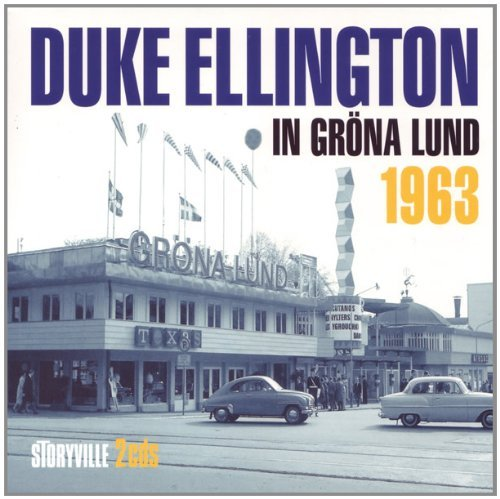 Duke Ellington In Grona Lund 1963