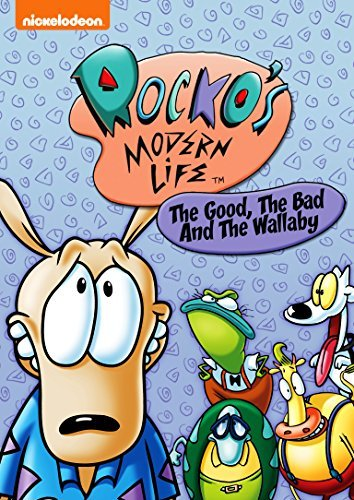 Rocko's Modern Life The Good The Bad & The Wallaby