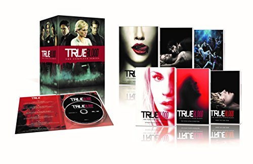 True Blood The Complete Series DVD