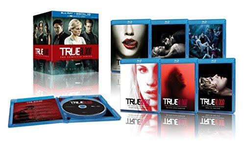 True Blood The Complete Series Blu Ray