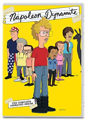 Napoleon Dynamite The Complete Animated Series DVD