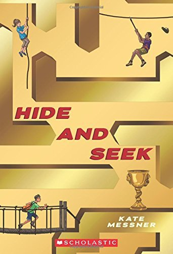 Kate Messner Hide And Seek