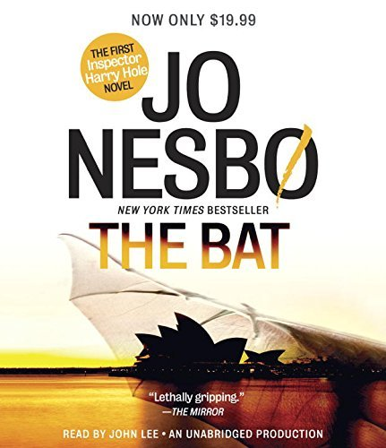 Jo Nesbo The Bat The First Inspector Harry Hole Novel